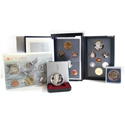 RCM Issue: 1995 Canada RCM Estate Lot. You will receive the following items Issued in 1995; Specimen