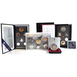 RCM Issue: 1996 Canada RCM Estate Lot. You will receive the following items Issued in 1996; Specimen