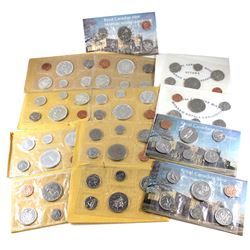 RCM Issue: 1963-1975 Canada Uncirculated Proof Like Set Estate Lot. You will receive:  1963, 1964, 1