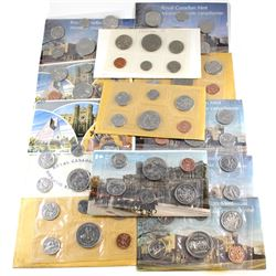 RCM Issue: Estate Lot 1968-1980 Canada Uncirculated Proof like. You will receive:  1968, 1969, 1970,