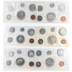 RCM Issue: 1962-1967 Canada Uncirculated Proof Like Sets. You will receive the following dates; 1962