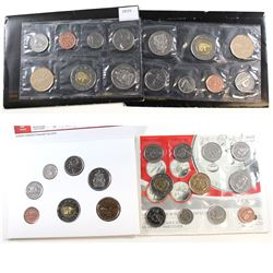 RCM Issue: 2005-2010 Canada Uncirculated Sets. You will receive the following, 2005, 2007 Olympic, 2