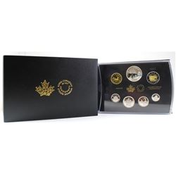 RCM Issue: 2016 Canada Transatlantic Cable Special Edition Silver Dollar Proof Set.