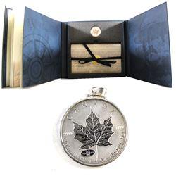 RCM Lot: 1998 Canada $5 RCMP Privy Silver Maple Leaf Set & 1998 Canada 1oz Mint Anniversary Privy Ma