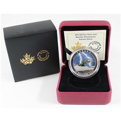 RCM Issue: 2015 Canada $20 Weather Phenomenon - Summer Storm Fine Silver (Tax Exempt)