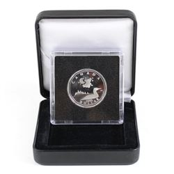 RCM Issue: 2006 Canada Sterling Silver Loon Dollar Taken from the 2006 Sterling Silver Baby Proof Se