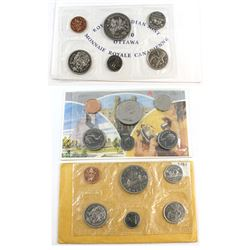 RCM Issue: Error 1969,1970 & 1984 Canada Proof-like Uncirculated Sets with Various mint ERRORS: 1969