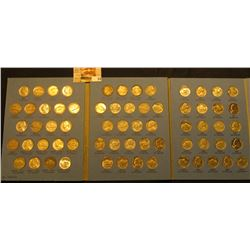 Complete 65 piece set of Jefferson Nickels 1938-61. The 1950 D, several of the Silver War Nickels an