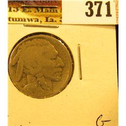 1915 S Buffalo Nickel, G, some verdigris.