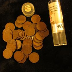 (8) 1909 P & (34) 1911 P Lincoln Cents in a plastic tube.