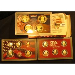 2008 S United State Mint Silver Proof Set. Original as issued.