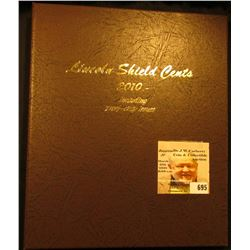 "Very nice ""World Coin Library"" Album containing 2010P, D, S, 2011P, D, S, 2012P, D, S, 2013P, D, S,"