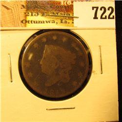 1819 U.S. Large Cent, AG.