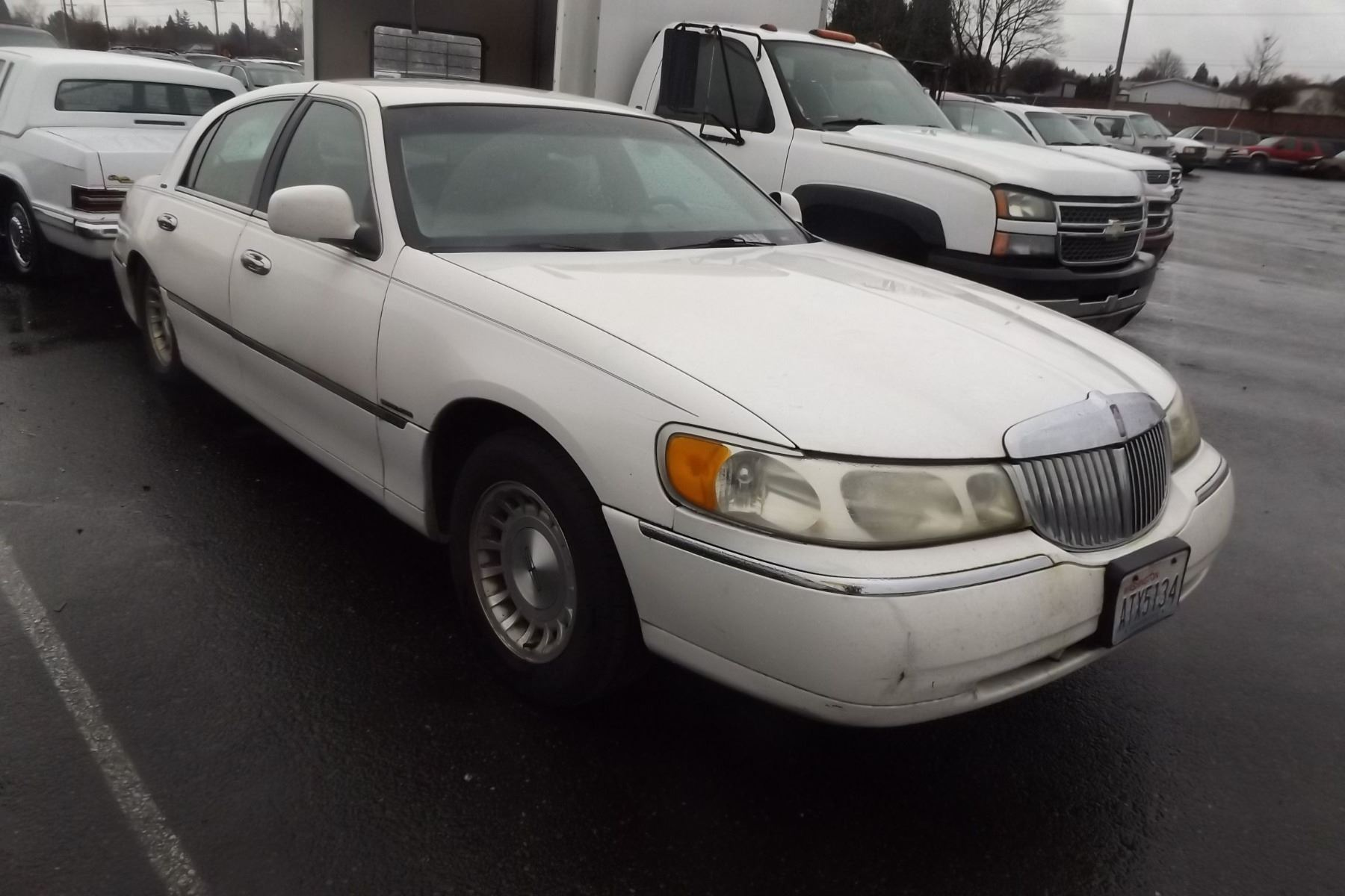 1998 Lincoln Town Car Speeds Auto Auctions