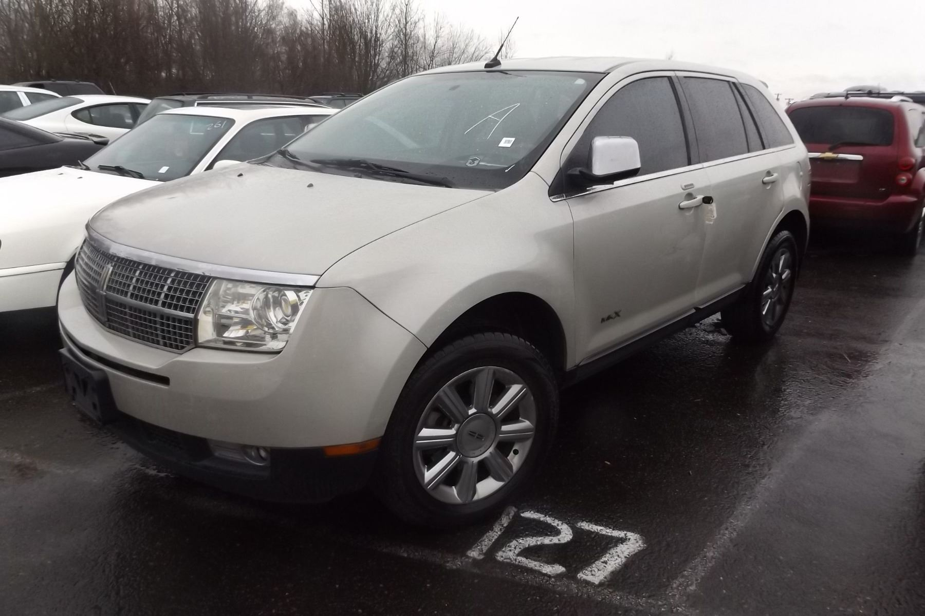 2007 lincoln mkx speeds auto auctions rh auctions speedstowingauction com 2007 Lincoln MKX Recalls 2007 Lincoln MKX Problems