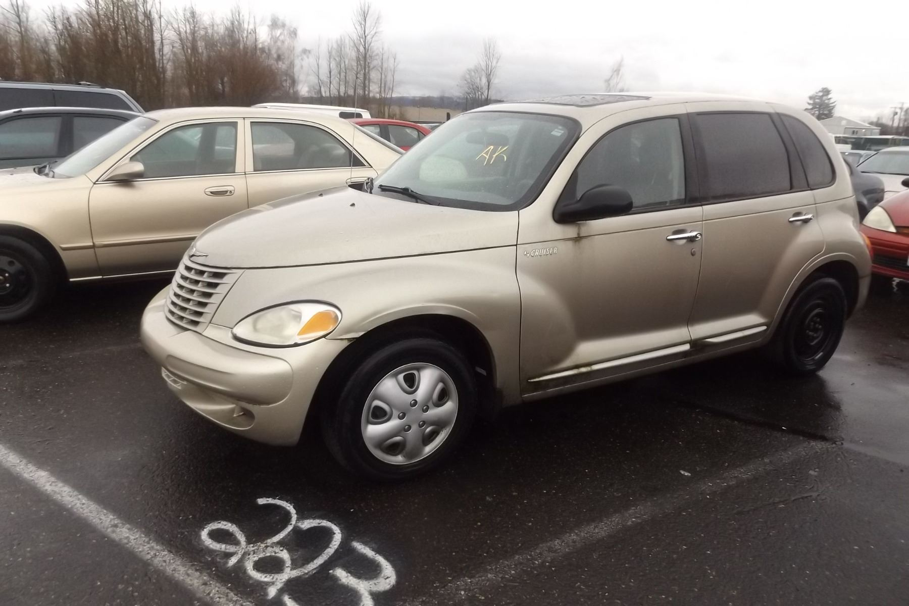 2005 Chrysler PT Cruiser Speeds Auto Auctions