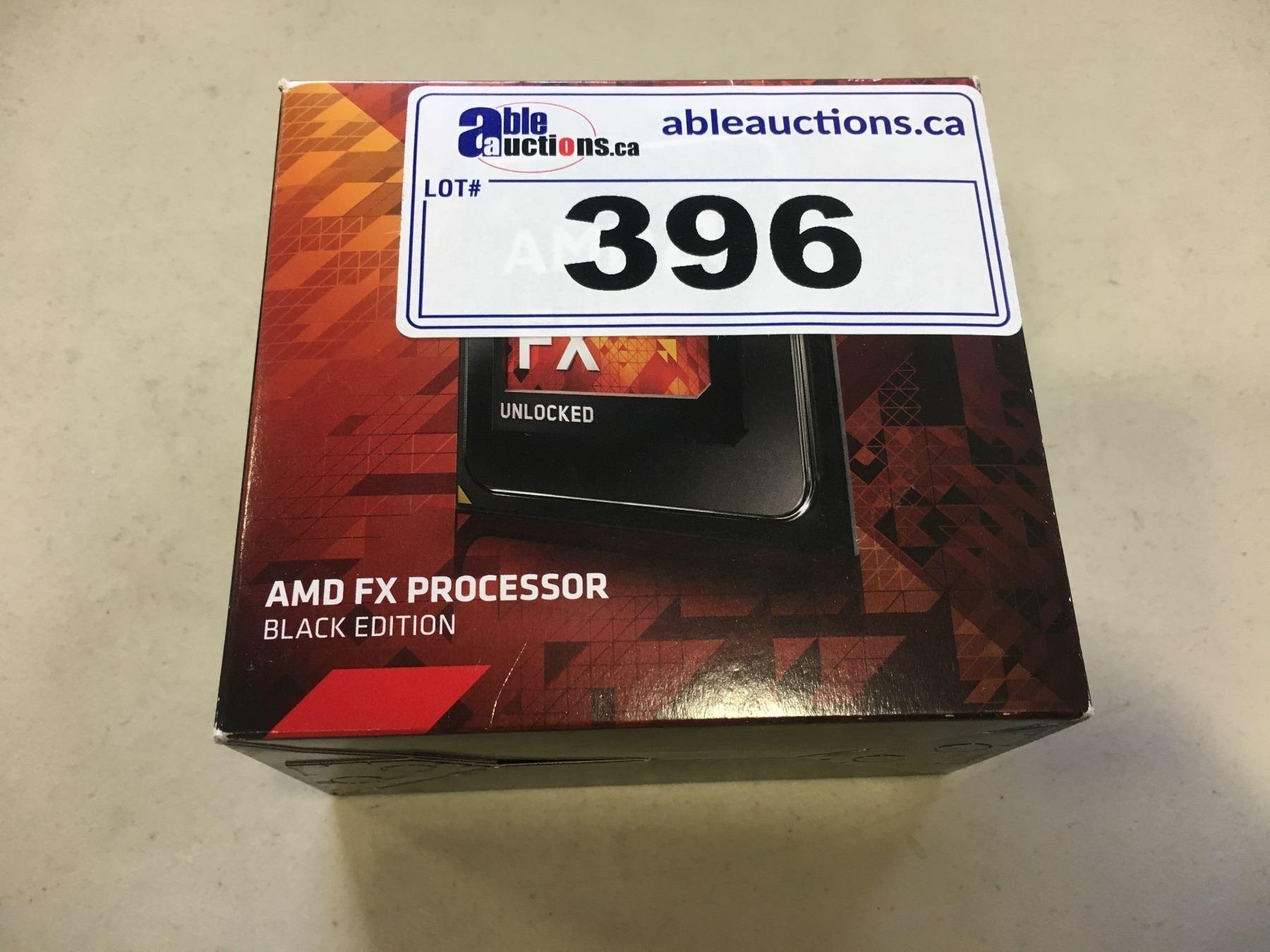 AMD FX 8370 BLACK EDITION 8 CORE PROCESSOR