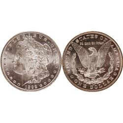 1892 Carson City Morgan Dollar