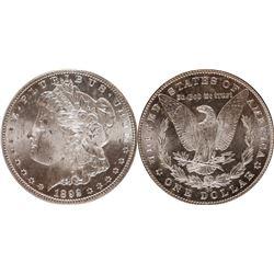 1892 Carson City Morgan Dollar, MS-64