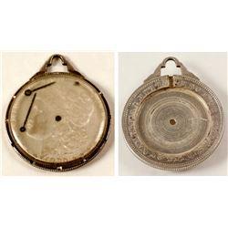 1880 Morgan Dollar for Men's Pocket Watch