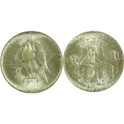 Texas Commemorative Half Dollar, MS-65, 1934