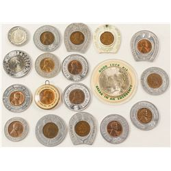 Encased Coins