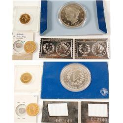 Liberty Head Nickel Replicas