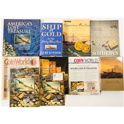 America's Lost Treasure, The Ship of Gold (Books, Approx. 10)