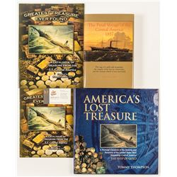 Americas Lost Treasures, The Ship of Gold