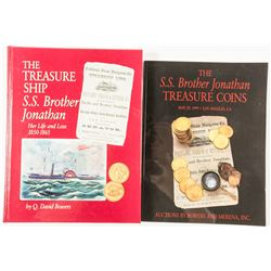 S. S. Brother Jonathan Treasure Books (2)