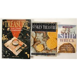 Treasure Hunter Books (3)