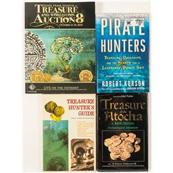 Treasure Hunter Books (4)