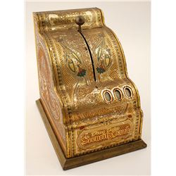 Cash Register Style Savings Bank