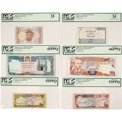 Afghan/Pakistani Certified Currency
