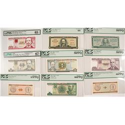 Certified Cuban Currency