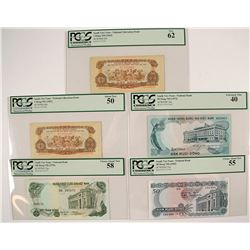 South Vietnam Certified Currency