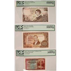 Spain Certified Currency