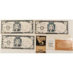 Facsimile Currency