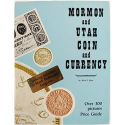 Mormon & Utah Coin & Currency by Rust