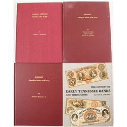 Four Volumes on Southern States Currency