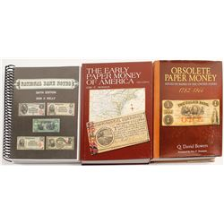 Key References on American Currency