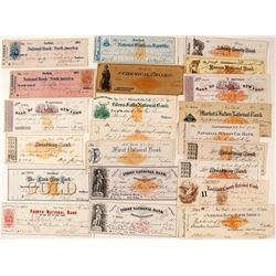 New York Revenue Check Collection