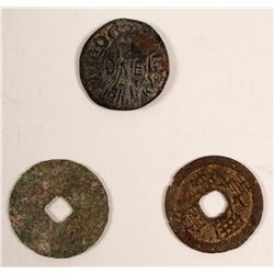 One Token & Two Coins from Mina, Nevada