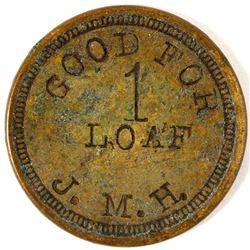 J.M.H. Trade Token