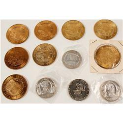 Alaska Statehood Medal Collection