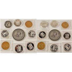 Georgia Bicentennial Medals
