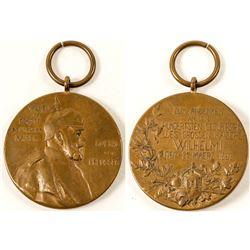 Koenig Von Preussen Military Medal