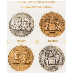 Civil War Centennial Commemorative Medals