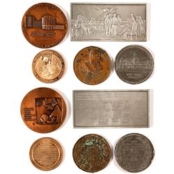 Five Miscellaneous Medals