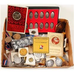 Grab Bag of Tokens, Medals